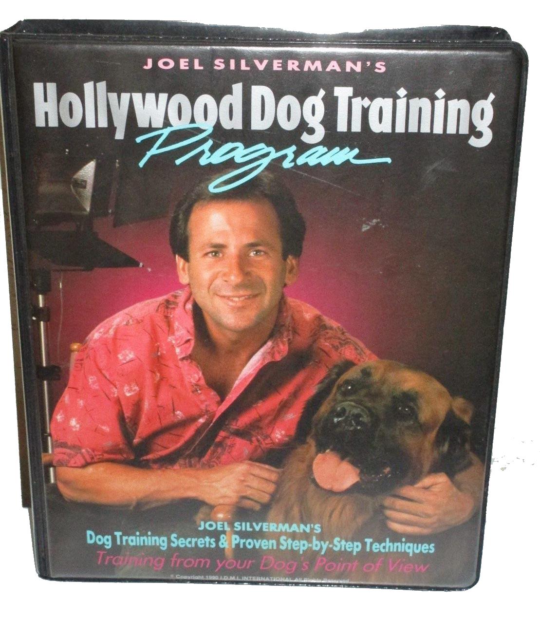 Joel Silverman's Hollywood Dog Training Porgram