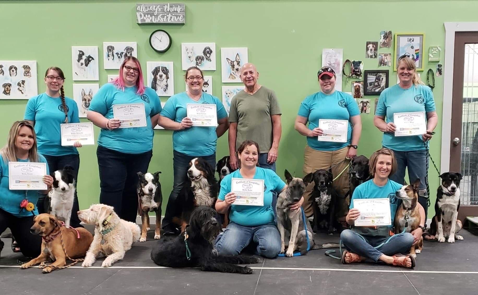 Joel Silvermans Advanced Dog Trainer Certification Courses