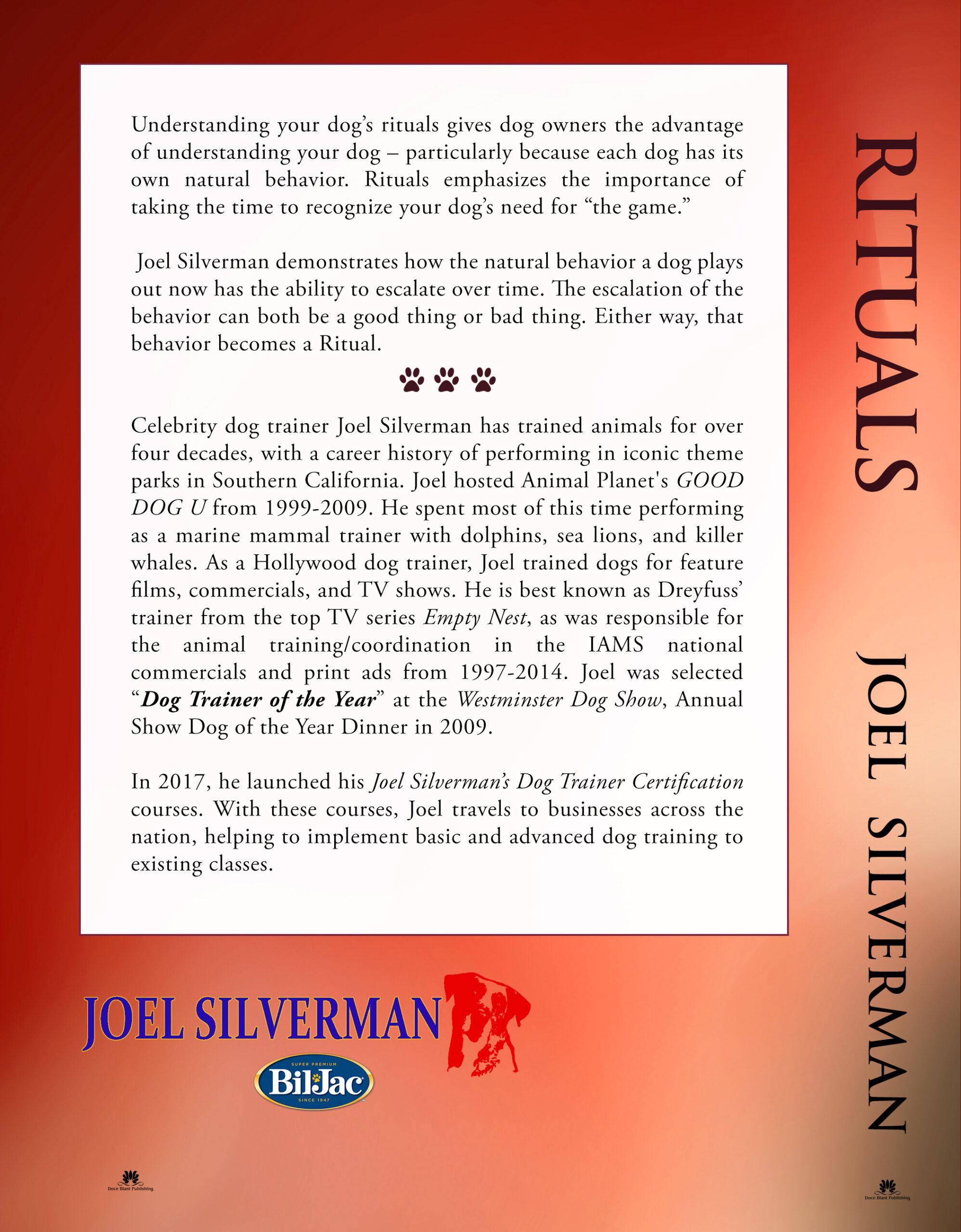 Joel Silverman Rituals