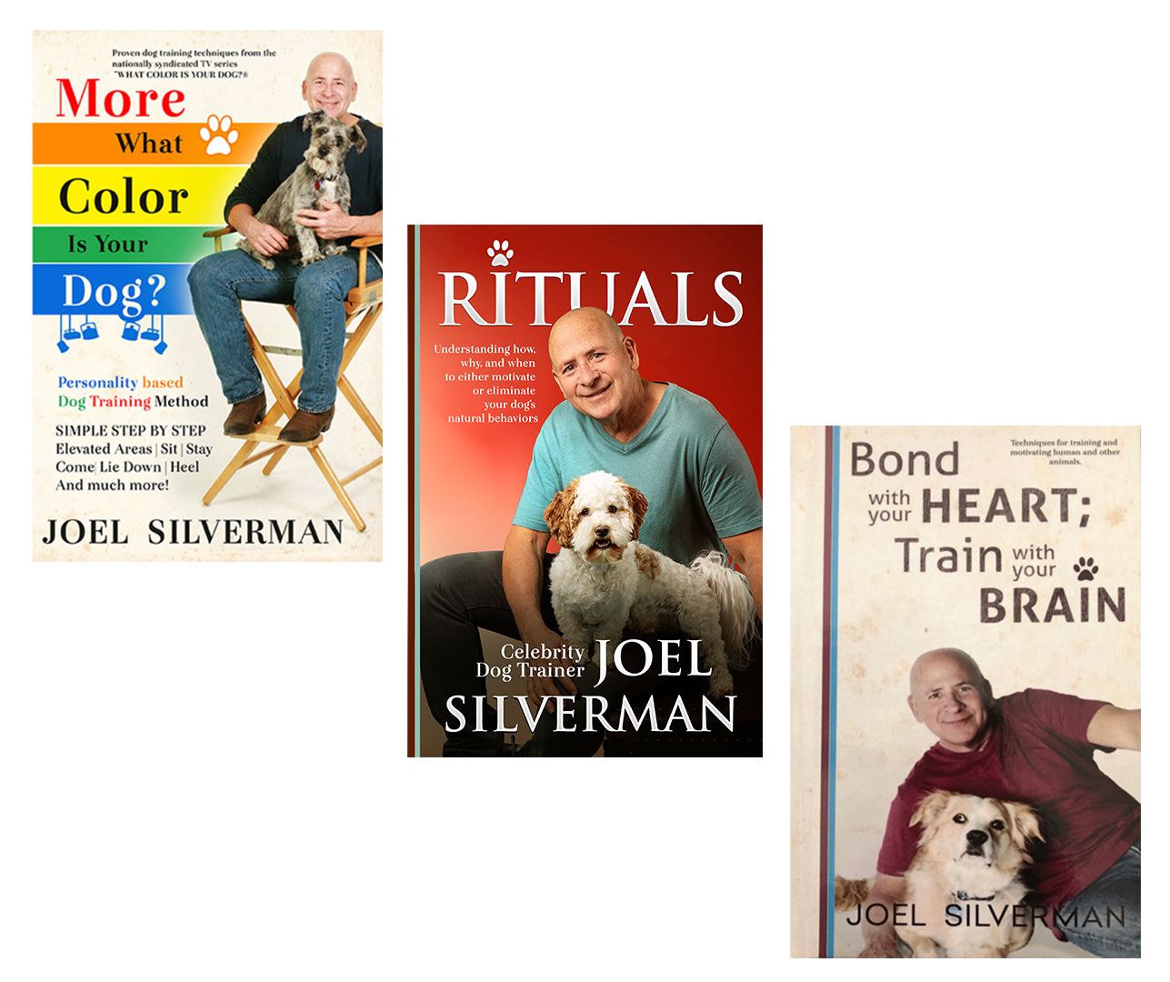 More What Color Is Your Dog? – Rituals – Bond With Your Heart; Train With Your Brain