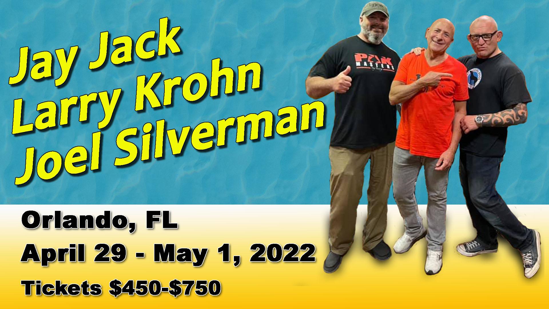 All 3 Trainers – Orlando Florida 2022